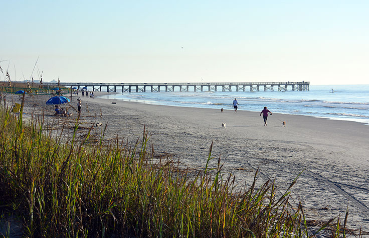 Isle Of Palms Is A Perfect Respite For Anyone Who Wants To Explore The Famed South Carolina Coastline Without Crowds And Enjoy Relaxing Time That