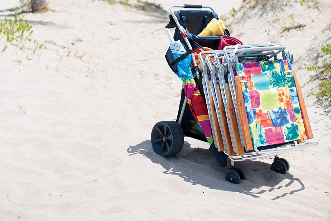 Best Beach Carts 2019
